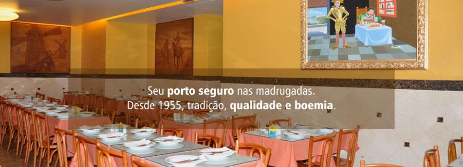 Cervantes Copacabana