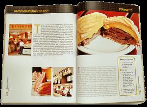 Guia de Botequim  O GLOBO - Restaurante Cervantes