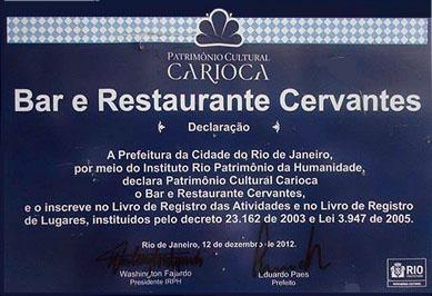 Cervantes Patrimonio